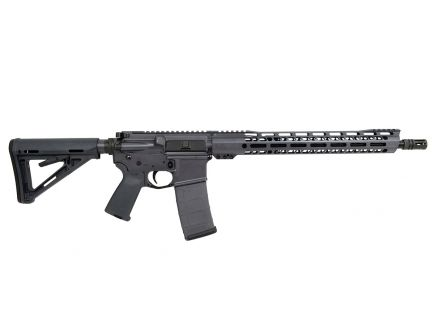 """PSA Custom .300 BO, 16"""" Nitride, 15"""" V2 Slant MLOK MOE Rifle"""
