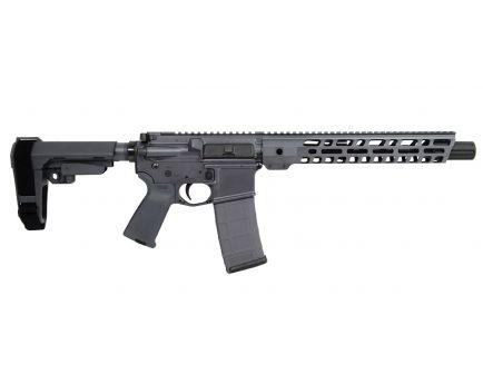 """PSA Custom .300 Blackout, 10.5"""" Nitride, 12"""" Slim Line, MLOK MOE SBA3 Pistol"""