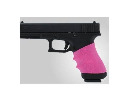Hogue Handall Universal Sip-On Grip Sleeve Pink Rubber 17007