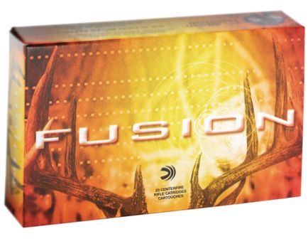 Federal 308 165gr Fusion Ammuntion 20rds - F308FS2