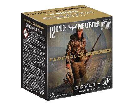 "Federal Premium Bismuth 2.75"" 1 1/4 oz 3 Shot 12 Gauge Ammunition 25 Rounds"