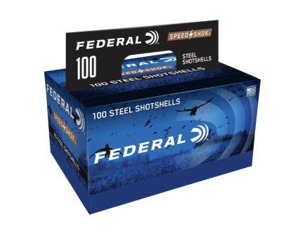 "Federal Speed Shok 12 Gauge 3"" 1 1/4 BB Shot 100 Rounds"