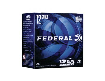 "Federal Top Gun 12 Gauge 2 3/4"" 1 oz 8 Shot 25 Rounds"