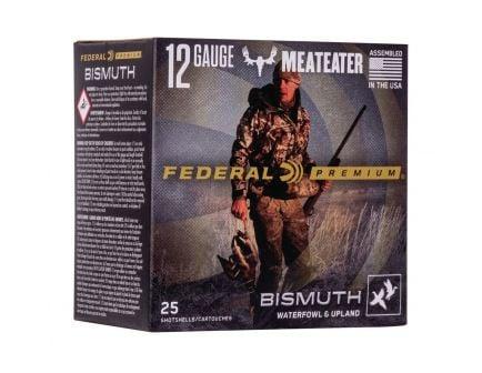 "Federal Premium Upland Bismuth 12 Gauge 3"" 1 3/8 oz 3 Shot 25 Rounds"