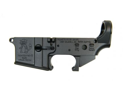 "PSA AR-15 ""SABERFERRET-15"" Stripped Lower Receiver"