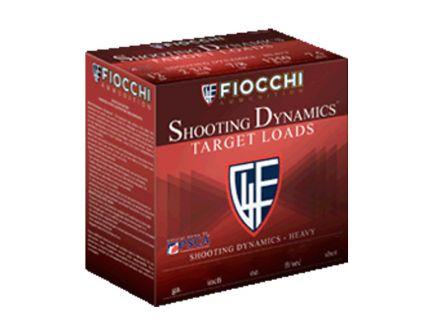 "Fiocchi Light Shooting Dynamics 2.75"" 1 oz 9 Shot 12 Gauge Ammunition For Sale"