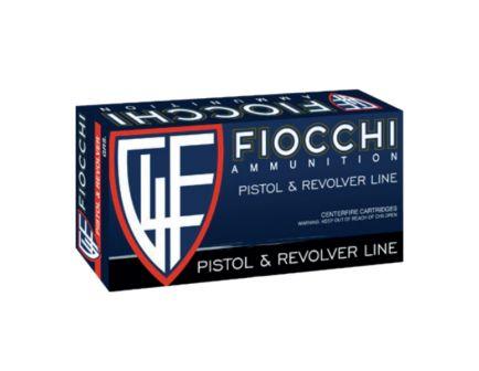 Fiocchi 9mm 115 gr JHP 50 Rounds Ammunition - 9APHP