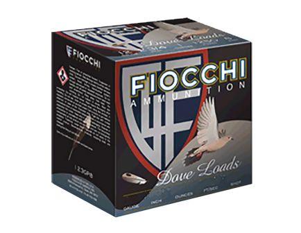"""Fiocchi Steel Dove 2.75"""" 7/8 oz 7 Shot 20 Gauge Ammunition, 25 Rounds"""