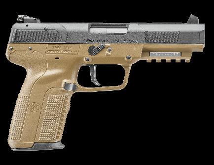 FN FiveSeven 20 Round 5.7x28mm Pistol | FDE