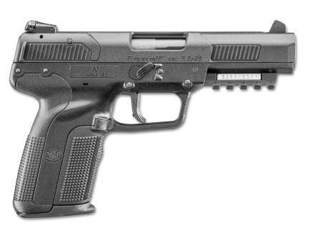 FN Five-seveN 5.7x28 Pistol, Black