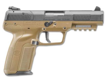 FN 5.7 Pistol in FDE for sale
