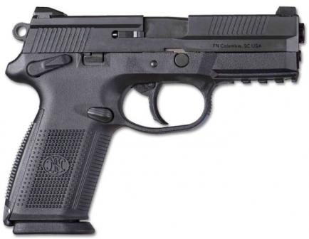 FN fnx9 9mm pistol in black for sale