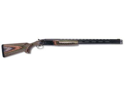 "FN SC1 30"" Over Under 12 Gauge Shotgun, Green Laminate Stock"