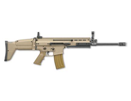 FN SCAR 16S Semi Automatic 5.56x45 Rifle, Flat Dark Earth