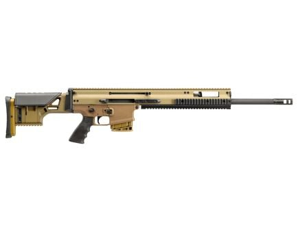 FN SCAR 20S NRCH 6.5 Creedmoor Rifle, Flat Dark Earth