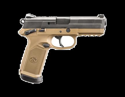 FNH FNX-45 Tactical FDE .45 ACP Pistol, FDE - 66964