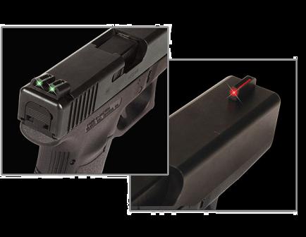 TruGlo Fiber Optic Set for Glock High TG131G2