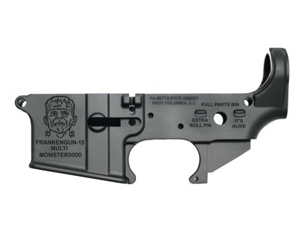 "PSA AR-15 ""FRANKENGUN-15"" Stripped Lower Receiver"