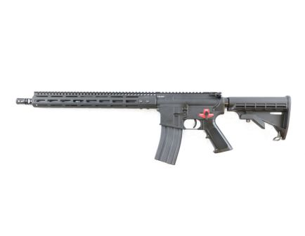 Franklin Armory BSF III M4 Equipped 5.56x45mm AR-15 Rifle, Black