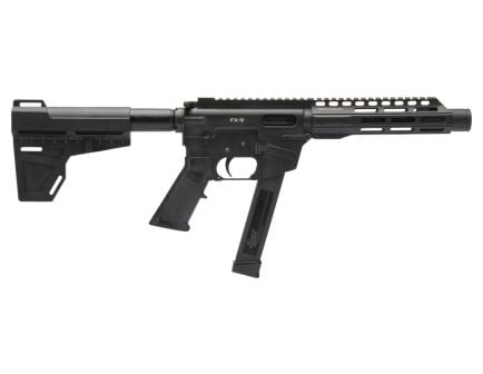 "Freedom Ordnance FX-9 9mm AR Pistol 8"" Barrel | Black | PSA"