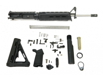 Midlength 5.56 NATO Stainless Steel MOE Freedom Rifle Kit