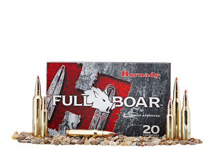 Hornady 7mm Remington Magnum 139gr GMX Full Boar Ammunition 20rds - 80597