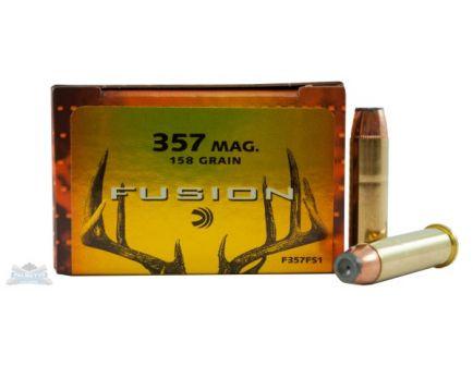 Federal 357 Magnum 158gr Fusion Ammunition 20rds - F357FS1