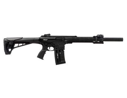 "G-Force AR-12 20"" Semi Automatic 12 Gauge Shotgun, Black"