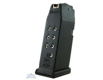 Glock Magazine: Model 29 10mm 10rd Capacity - MF29010