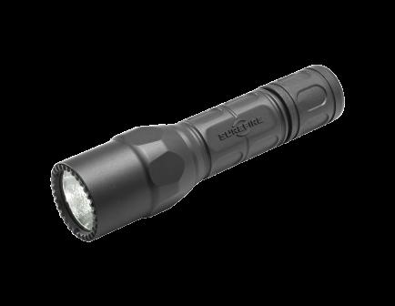 SureFire G2X Pro Dual Output LED Flashlight 320 Lumens G2X-D-BK