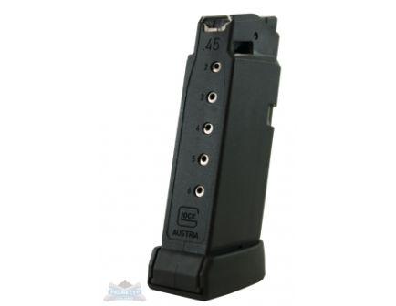 Glock Magazine: Model 36 45 Auto/ACP 6rd Capacity - MF36006