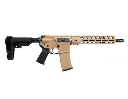 "PSA Custom 5.56 NATO 11.5"" Carbine-Length 1/7 Phosphate 10.5"" Limited Edition M-LOK SBA3 Pistol"