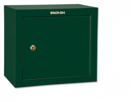Stack-On Forest Green Pistol and Ammo Steel Cabinet with 1 Shelf GCG-500
