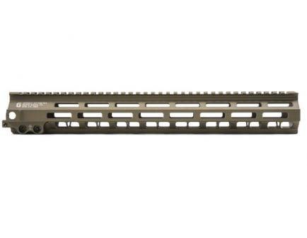 "Geissele 15"" Super Modular Rail MK8 M-LOK - DDC - 05-286S"