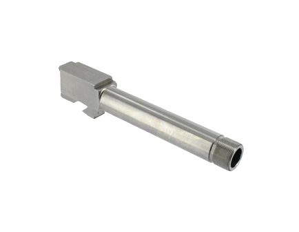 """StormLake for Glock 19 9mm Stainless 4.72"""" Ext. Length 1/2-28 Threaded Barrel GL-19-9MM-472-01T-T"""