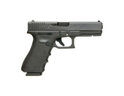 Glock 17 Gen 3 10 Round 9mm Pistol, Black