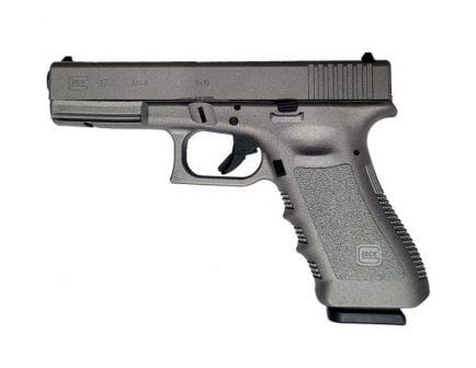 Glock 17 Gen 3 9mm Pistol, Titanium