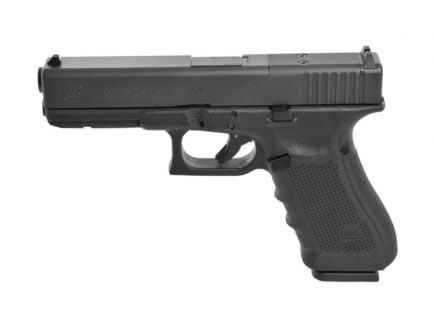 Glock 17 Gen 4 MOS 9mm Pistol | Black