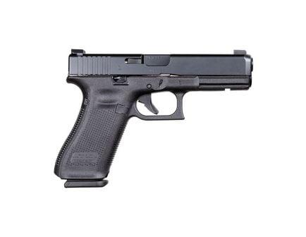 Glock 17 Gen 5 9mm Pistol With Ameriglo Night Sights, Black