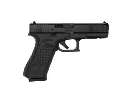 Glock 17 Gen 5 FS 10 Round 9mm Pistol, Black