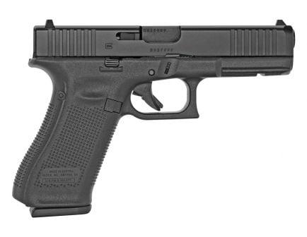 Glock 17 Gen 5 FS 9mm Pistol, Black