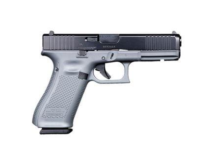 Glock 17 Gen 5 FS 9mm Pistol For Sale, Concrete Gray/Black