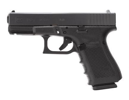 Glock 19 Gen 4 10 Round 9mm Pistol | Black