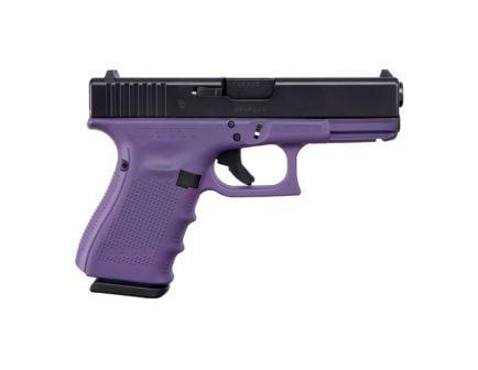 Glock 19 Gen 4 9mm Pistol | Purple/Black