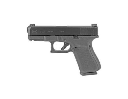 Glock 19 Gen 5 Rebuild 9mm Pistol | Black | PSA