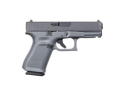 Glock 19 Gen 5 FS 9mm Pistol, Concrete Gray