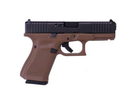 Glock 19 Gen 5 MOS 9mm Pistol, Flat Dark Earth