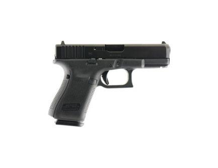 "Glock 19M 4.02"" 9mm Pistol With Glock Night Sights | Black"