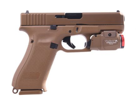 Glock 19X Gen 5 9mm Pistol With Streamlight TLR-7A For Sale
