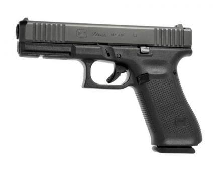 Glock 22 Gen 5 FS 10 Round .40 S&W Pistol, Black